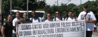 O que tenho visto nos Protestos a favor do Evangelho Puro e Simples