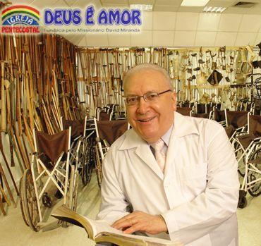 O contra-ataque da Igreja Pentecostal Deus é Amor
