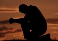 Oração como última saída?