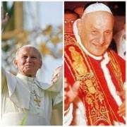 Canonização de João Paulo II e João XXIII objetiva acelerar processo de absorção do protestantismo