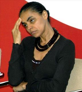 Turbulência na campanha de Marina Silva