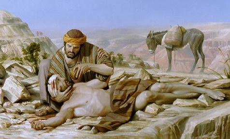 Como o Samaritano