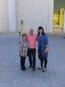Minha visita ao Templo de Salomão… A abominação da desolação ou a Igreja de Cristo?