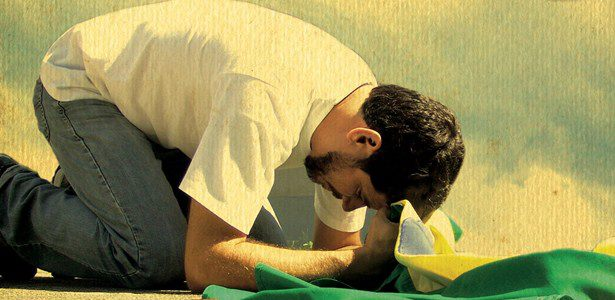 O Brasil necessita das orações do povo de Deus