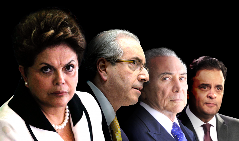 O problema do Brasil somos nós; os políticos e a corrupção são consequência
