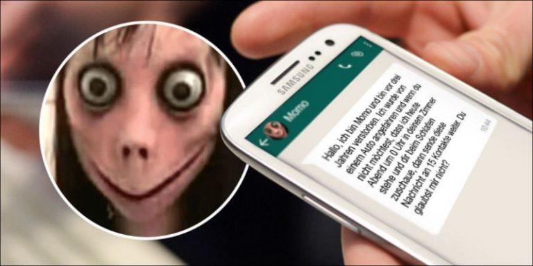 Alerta aos pais: jogo 'Momo do WhatsApp'é um risco para crianças e adolescentes