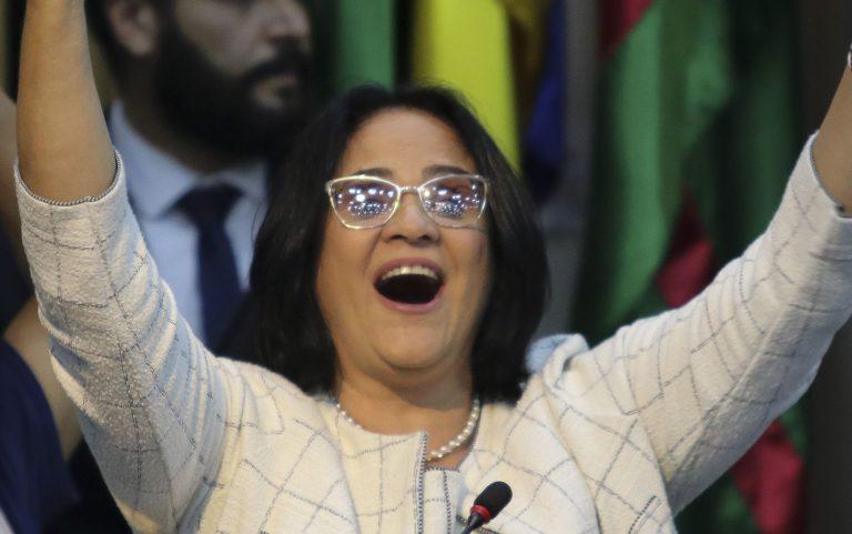 Advogados não conseguiram afastar a ministra Damares Alves